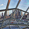Through The Glass At Philly by Alice Gipson
