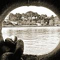 Through The Porthole by Holly Blunkall