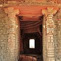When Windows Become Art - Jain Temple - Amarkantak India by Kim Bemis