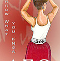 Throw What You Know Series - Delta Sigma Theta by BFly Designs