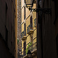 Thru The Narrow Alley by Rene Triay Photography