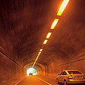 Thru The Tunnel by Karol Livote