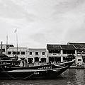 Thu Bon River Hoi An by Shaun Higson