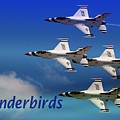 Thunderbirds by Bob Pardue