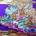 Thunderhead 3 by Marie Clark