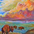Thunderheads by Jenn Cunningham