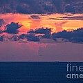 Thundering Sunset by Bob Hislop