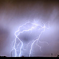 Thunderstorm Triple Threat by James BO  Insogna