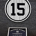 Thurman Munson by Andrew Romer