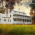 Thursby House Blue Springs by Judy Hall-Folde