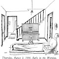 Thursday, August 2, 1990, Early In The Morning by George Booth