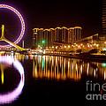 Tianjin Eye by Yew Kwang