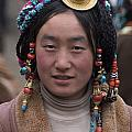 Tibetan Beauty - Kham by Craig Lovell