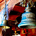 Tibetan Bells by Greg Fortier
