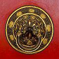 Tibetan Door Knocker by Dutourdumonde Photography