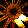 Tick-tock Star Clock by Brian Blevins