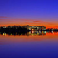 Tidal Basin Sunrise by Metro DC Photography