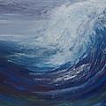 Tidal Wave by Christine Cobden