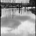Tide Flats Marina by David Patterson