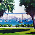 Tide Lands Park Coronado by Mary Helmreich