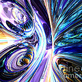 Tide Pool Abstract by Alexander Butler
