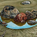 Tide's Out by Val Stokes