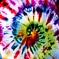 Tie Dyed T-shirt by Cheryl Baxter