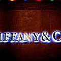 Tiffany And Co by Sennie Pierson