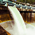 Tiger Creek Dam by Dan Julien