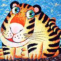 Tiger by Sergey Lipovtsev
