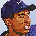 Tiger Woods by Cory Still