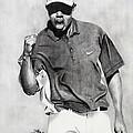 Tiger Woods Pumped by Devin Millington