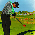 Tiger Woods  - Second Round Of The Honda Classic by Don Kuing