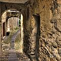 Tight Stone Alley by Mats Silvan