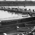 Tigris River Bridge by Underwood Archives