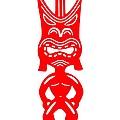Tiki by Fred Croydon