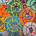Tiled Swirls by Adam Romanowicz