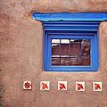 Tiles Below Window by Nikolyn McDonald