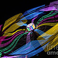 Tilt A Whirl by Steven Bateson