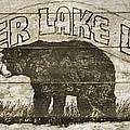 Timber Lake Lodge by Dan Sproul