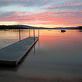 Timberloch Sunset by Rodeonexis Photography
