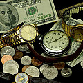 Time And Money by James C Thomas
