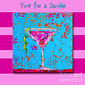 Time For A Jamitini by Patricia Awapara