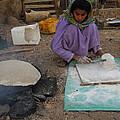 Time For Baking Bread Sinai Desert Egypt by Colette V Hera  Guggenheim