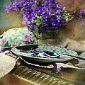 Time For Tea by Diana Angstadt