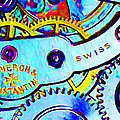 Time In Abstract 20130605 Long by Wingsdomain Art and Photography