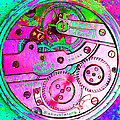 Time In Abstract 20130605p108 Square by Wingsdomain Art and Photography