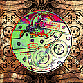 Time Machine 20130606 Square by Wingsdomain Art and Photography