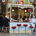 Time Out Snack Bar In Bath England by Jack Schultz