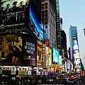 Time Square 2 by Christopher Schlagheck